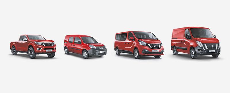 Nutzfahrzeuge Nissan