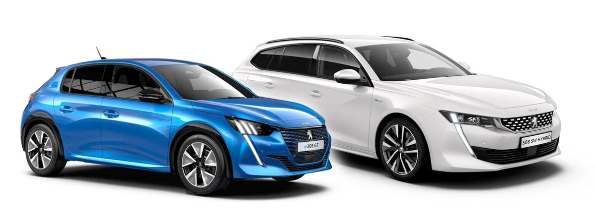 Peugeot Neuwagen
