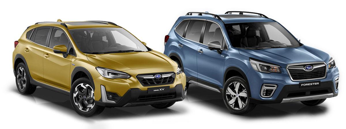 Subaru Neuwagen