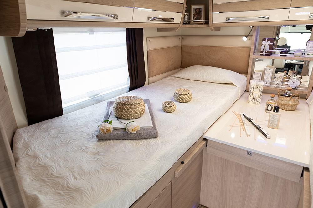 Mobilvetta Wohnmobile Innenausstattung Schlafen